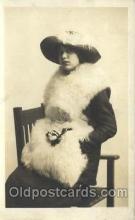 fur001073 - Fur, Postcard Post Card