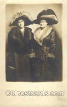 fur001081 - Fur, Postcard Post Card