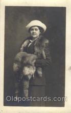 fur001089 - Fur, Postcard Post Card