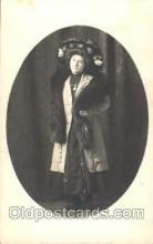 fur001090 - Fur, Postcard Post Card