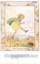 fyt001004 - Little Jumping Joan, Artist Margaret Tarrant. Fairies, Fairy Tale Postcard Post Card