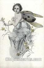 fyt001015 - Fairies, Fairy Tale Postcard Post Card
