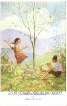 fyt001033 - Artist Margaret W. Tarrant Fairy Tale Postcard Post Card
