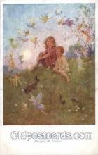 fyt001047 - Artist Margaret W. Tarrant Fairy Tale Postcard Post Card