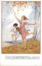 fyt001053 - Artist Margaret W. Tarrant Fairy Tale Postcard Post Card