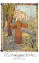 fyt001073 - Artist Margaret W. Tarrant, Medici Society, Postcard Post Card