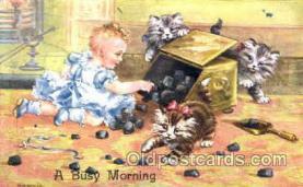 fyt001088 - Artist M. Morris Postcard Post Card