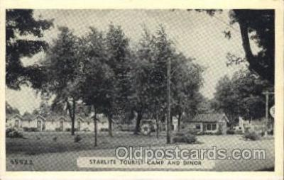 gas001037 - Westfield, New York, NY, USA Gas Station Stations Postcard Post Card