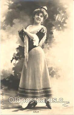 gla000048 - Glamour Woman Postcard Post Card