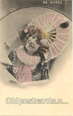 gla001036 - Glamour Women Postcard Post Card
