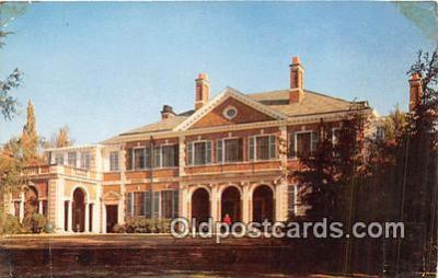 gom001039 - Governor's Mansion Nashville, Tennessee, USA Postcards Post Cards Old Vintage Antique