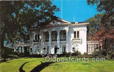 gom001043 - Governor's Mansion Montgomery, Alabama, USA Postcards Post Cards Old Vintage Antique