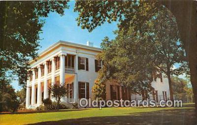 gom001044 - Governor's Mansion Austin, Texas, USA Postcards Post Cards Old Vintage Antique