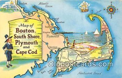 Boston, South Shore, Plymouth, Cape Cod