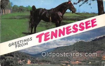 gre000083 - Tennessee, USA Postcards Post Cards Old Vintage Antique