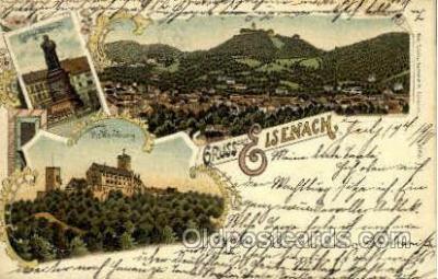 gsa001040 - Eisenach Gruss Aus
