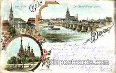 Dresden Vom Wiener-Garten