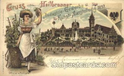 gsa001084 - Gruss aus Der Heibronner, Gruss Aus Postcard Post Card