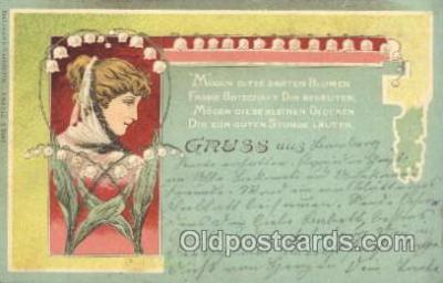 gsa001085 - Gruss Aus Postcard Post Card
