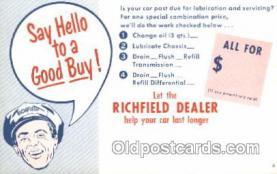 Richfield Dealer
