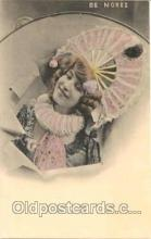 gla001036 - Glamour Women Postcard Post Card