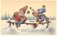 gns001003 - Gnomes Postcard Post Card