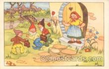 gns001005 - Gnomes Postcard Post Card