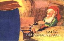gns001071 - Gnomes, Elves, Fairy, Faries, Postcard Post Card