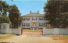 gom001001 - Governor's Mansion, Capitol Square Richmond, VA, USA Postcards Post Cards Old Vintage Antique