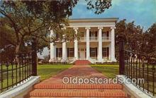 gom001013 - Governor's Mansion Austin, Texas, USA Postcards Post Cards Old Vintage Antique