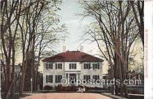 gom001033 - Governor's Mansion Richmond, VA, USA Postcards Post Cards Old Vintage Antique