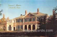 gom001038 - Governor's Mansion Nashville, Tennessee, USA Postcards Post Cards Old Vintage Antique