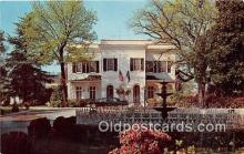 gom001042 - Governor's Mansion Columbia, SC, USA Postcards Post Cards Old Vintage Antique