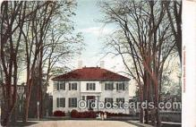 gom001048 - Governor's Mansion Richmond, VA, USA Postcards Post Cards Old Vintage Antique