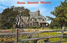 Kansas Governors Mansion, Cedar Crest