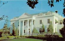 gom001055 - Louisiana Governor's Mansion Baton Rouge, LA, USA Postcards Post Cards Old Vintage Antique