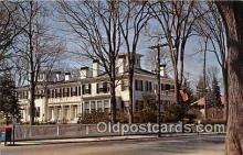 gom001056 - Blaine House Augusta, Maine, USA Postcards Post Cards Old Vintage Antique