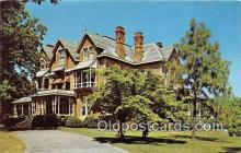 gom001057 - Governor's Mansion Raleigh, NC, USA Postcards Post Cards Old Vintage Antique