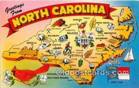 gre000001 - North Carolina, USA Postcards Post Cards Old Vintage Antique