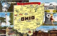 gre000006 - Ohio, USA Postcards Post Cards Old Vintage Antique