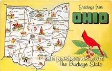 gre000010 - Ohio, USA Postcards Post Cards Old Vintage Antique