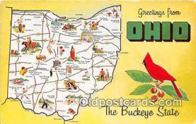 gre000010 - Ohio, USA Postcards Post Cards Old Vintage Antique
