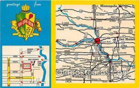 gre000021 - Kansas, USA Postcards Post Cards Old Vintage Antique