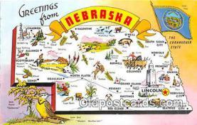gre000022 - Nebraska, USA Postcards Post Cards Old Vintage Antique