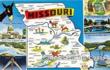 gre000026 - Missouri, USA Postcards Post Cards Old Vintage Antique