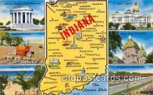 gre000051 - Indiana, USA Postcards Post Cards Old Vintage Antique