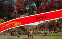 gre000065 - Ohio, USA Postcards Post Cards Old Vintage Antique
