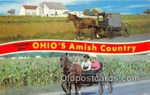 gre000069 - Amish Country Ohio, USA Postcards Post Cards Old Vintage Antique