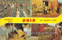 gre000084 - Ohio, USA Postcards Post Cards Old Vintage Antique