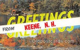 gre000088 - Kenne New Hampshire, USA Postcards Post Cards Old Vintage Antique